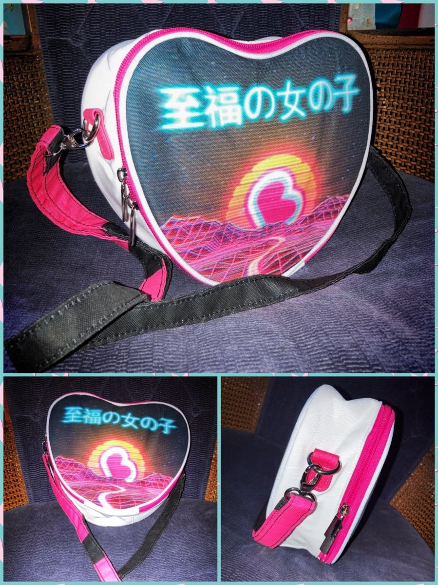 BlissGirl - BlissGirl Sunset Purse - One Size - Harajuku - Kawaii - Alternative - Fashion
