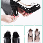 BlissGirl - Bow Pumps - Harajuku - Kawaii - Alternative - Fashion