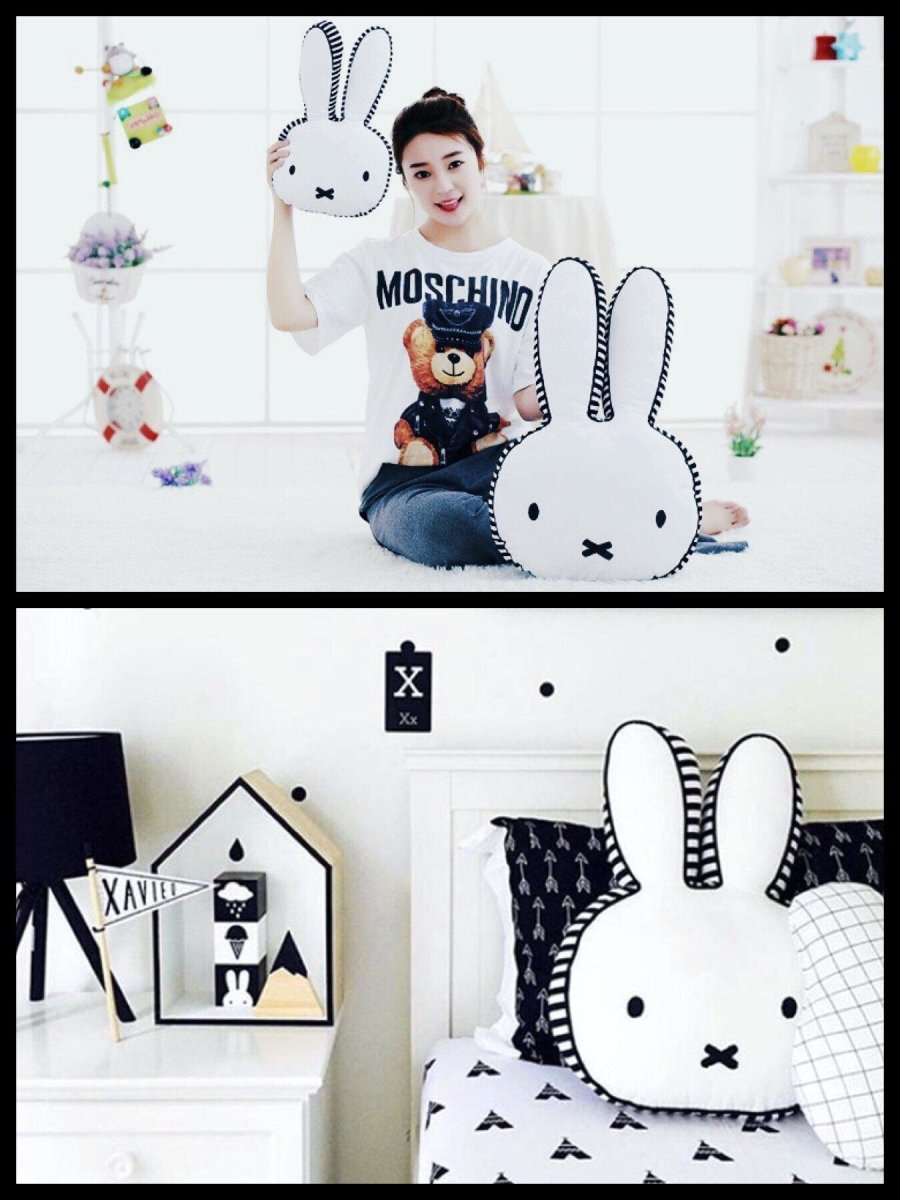 BlissGirl - Cute Kawaii Bunny Pillow Friends (2 Sizes) - Harajuku - Kawaii - Alternative - Fashion