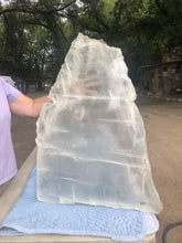 100 lb. Selenite Slab - UT
