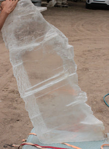 This is one of our best- Extra Large Selenite S-481