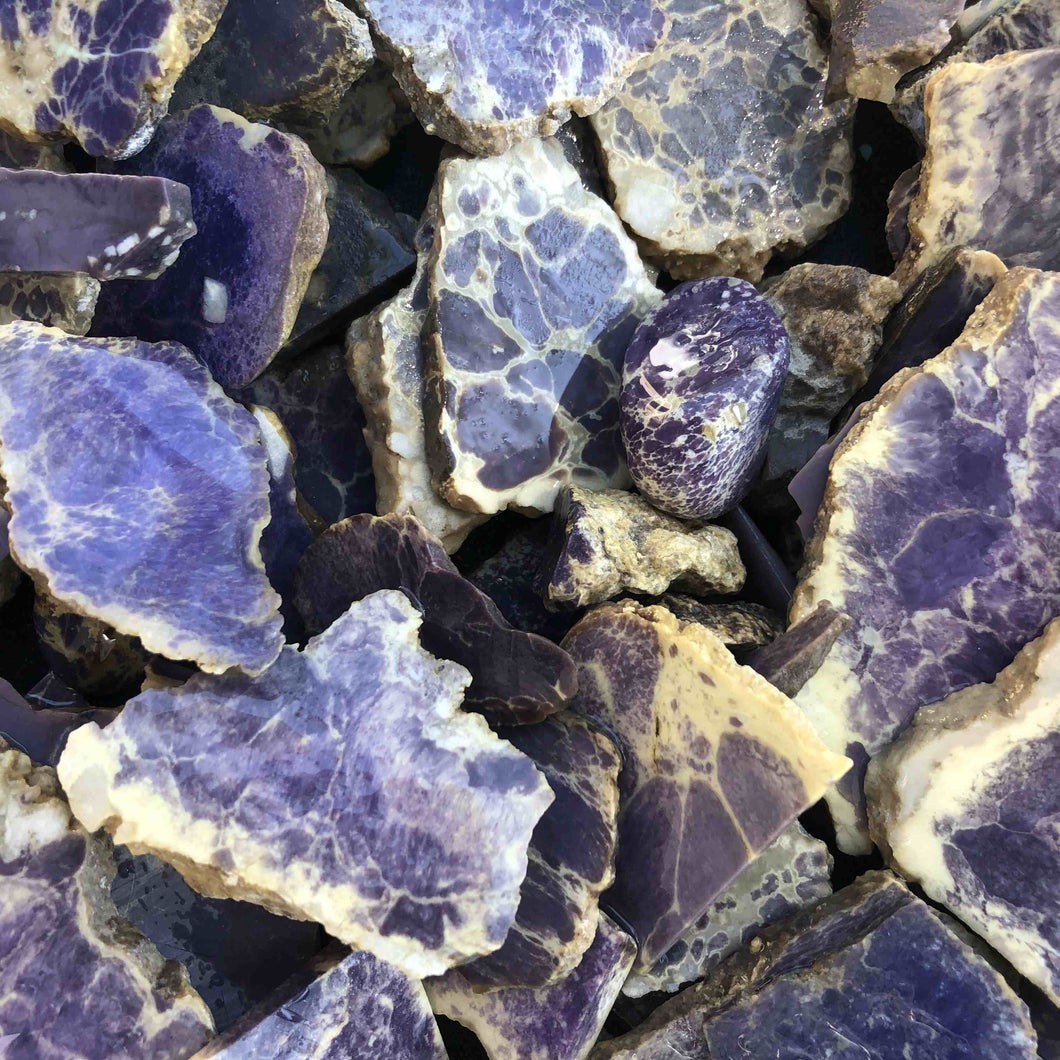 Purple Spurrite