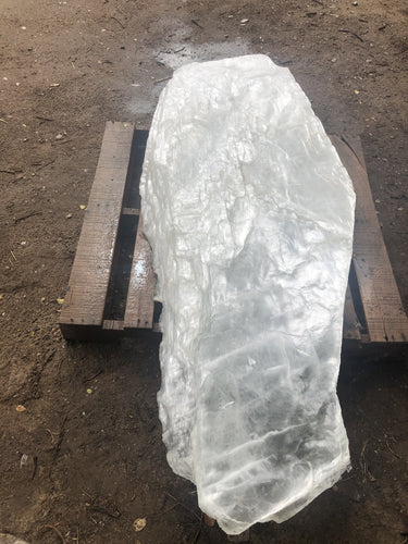 Selenite -Over 6 ft long- So Many Possibilities! S-485