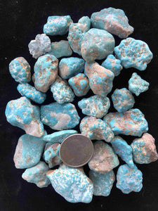 Stabilized Sonoran Turquoise - Parcel