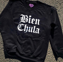 Bien Chula Crew Neck Sweater- Black