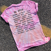 Tu Eres Tee- Multi-Color Dye Wash