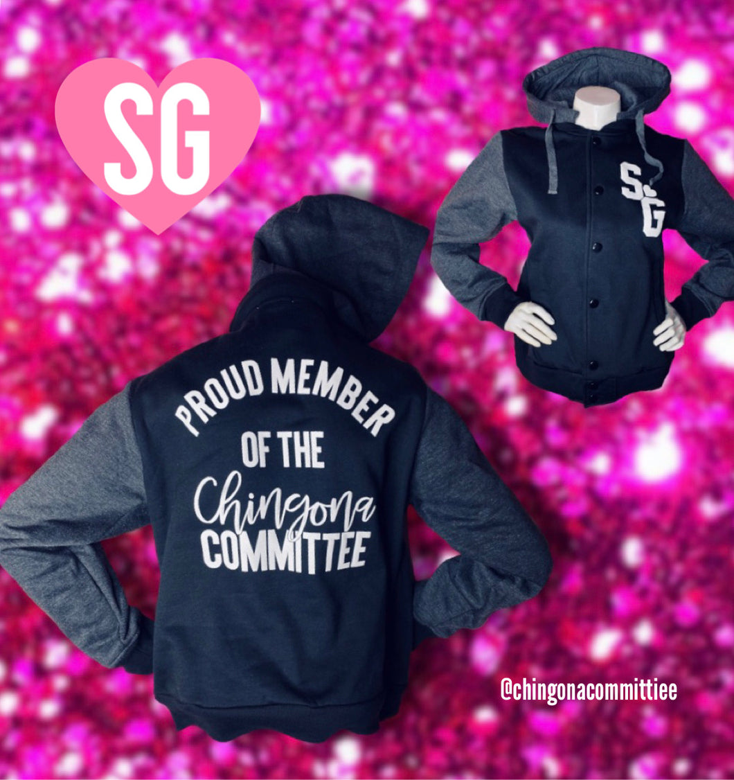 Chingona Committee Jacket