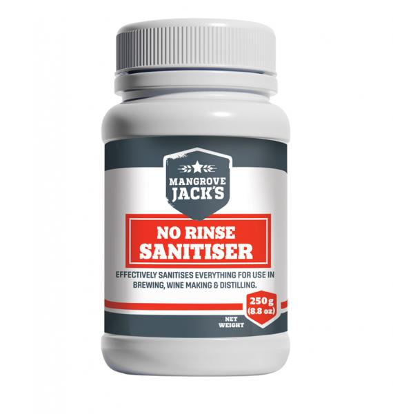Mangrove Jacks - No Rinse Sanitiser