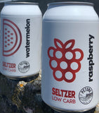 PBC Raspberry Seltzer - 330ml