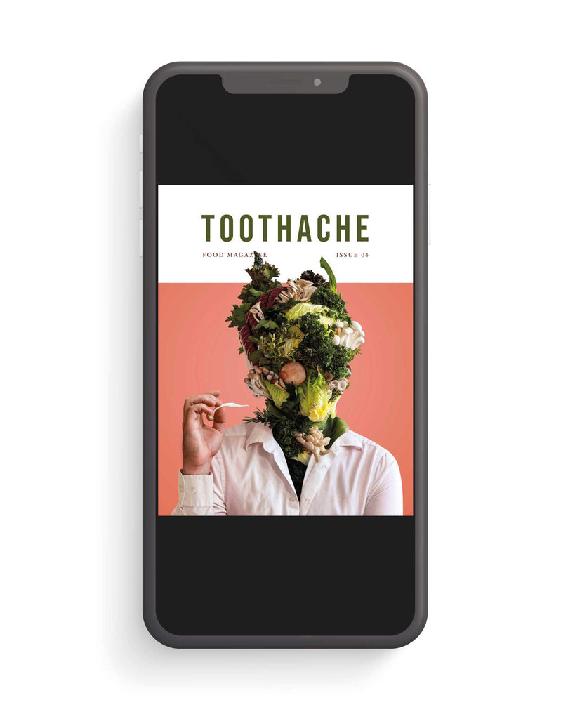 Digital Version - Toothache Issue 04