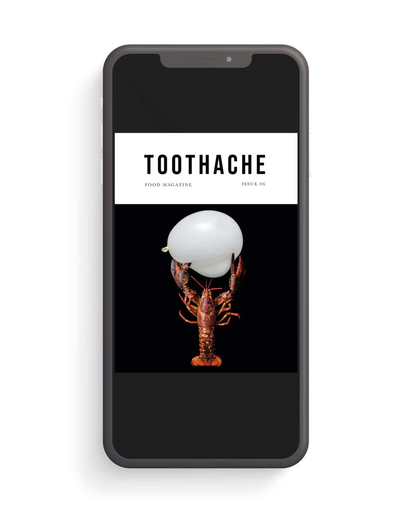 Digital Version - Toothache Issue 06