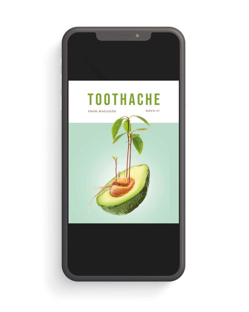Digital Version - Toothache Issue 07