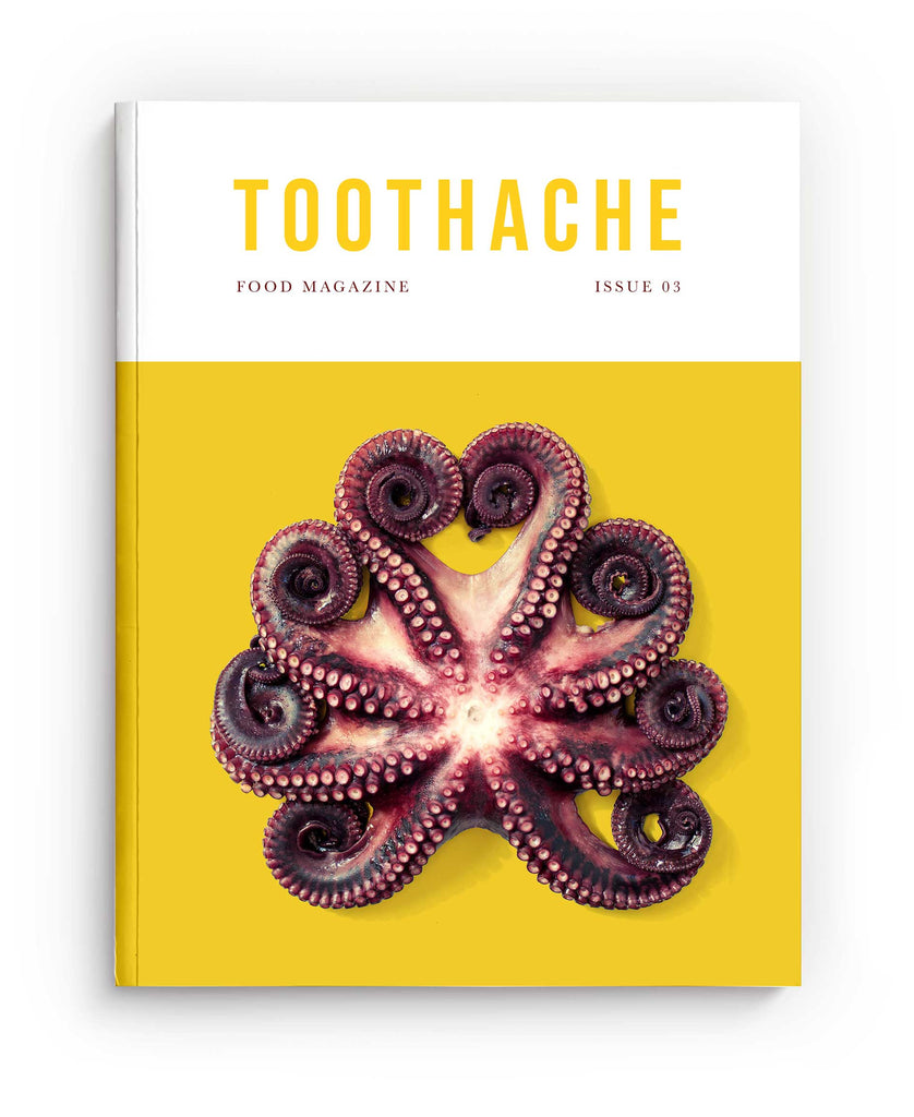Toothache Issue 03