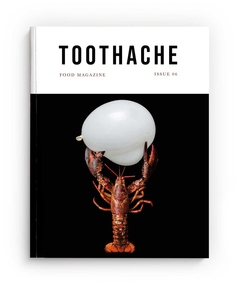 Toothache Issue 06