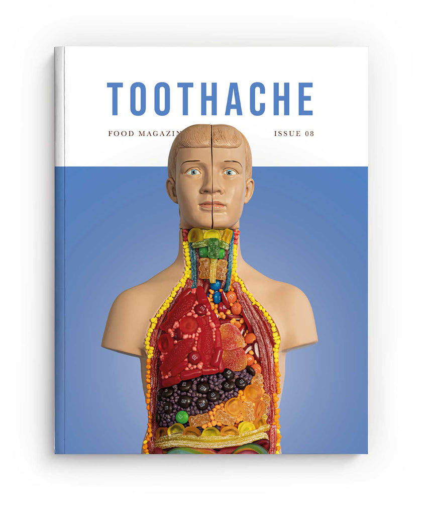 Toothache Issue 08