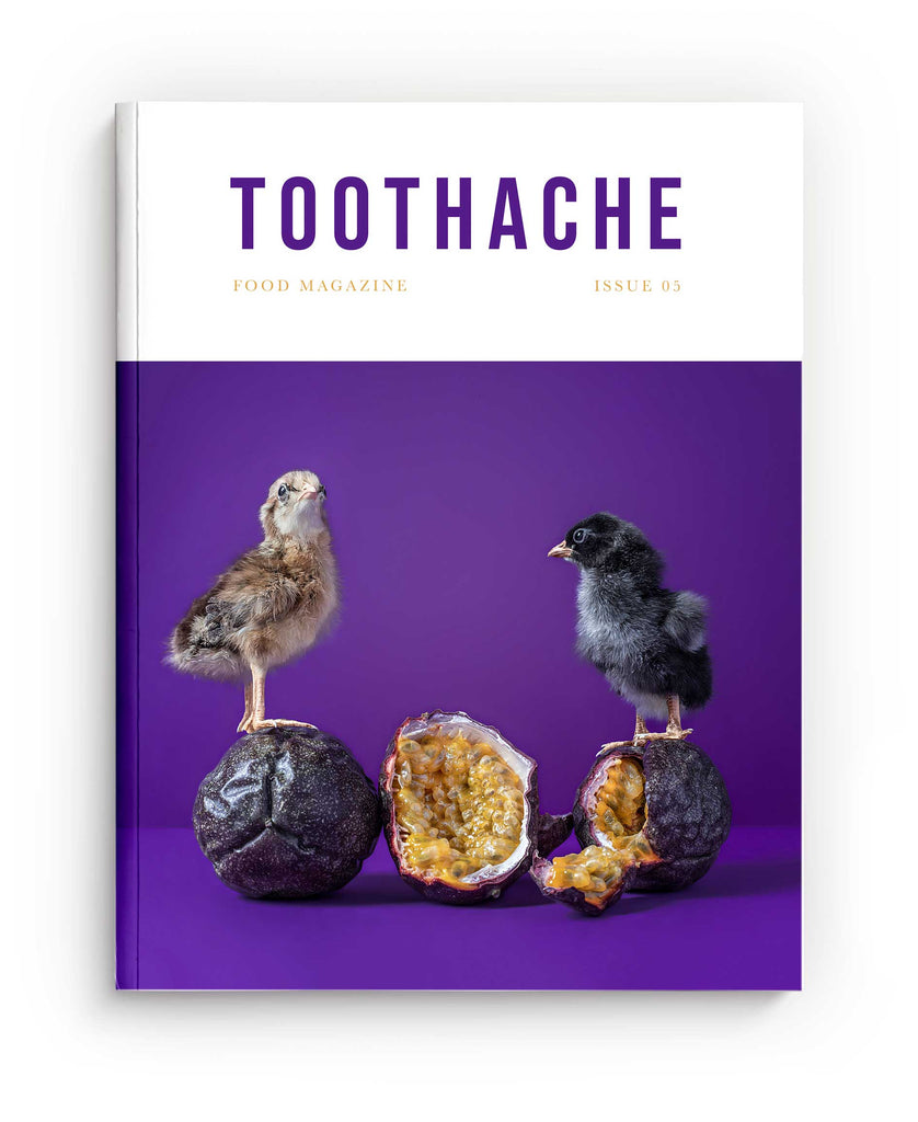 Toothache Issue 05