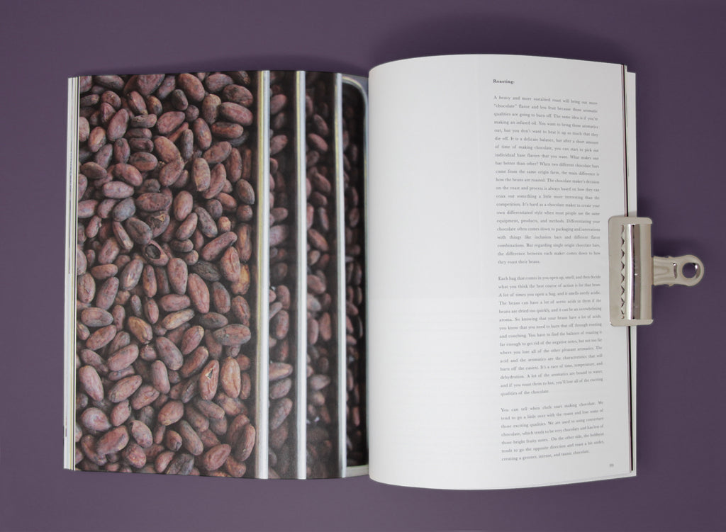 Toothache Magazine issue 2. White Label Chocolate. A magazine made for chefs by chefs. Features food articles, interviews, and recipes from world class chefs