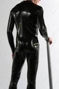 V Panel Male Catsuit