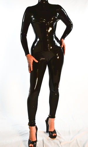 Laycette Sleeved Catsuit