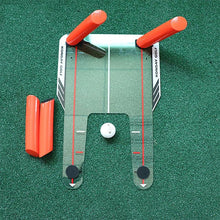 Golf Speed Trap Alignment Training Aid