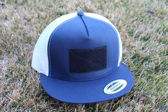The Classic Navy Two-Tone Hat