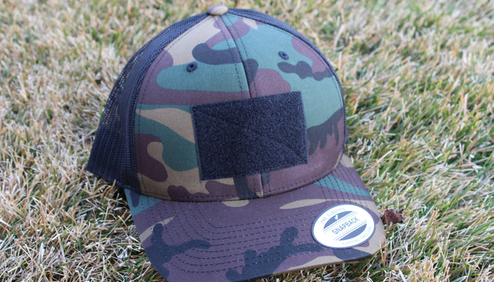 The Retro Camo Hat