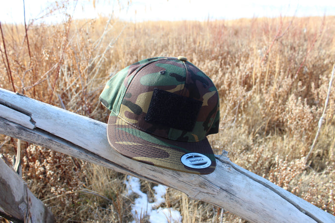 The Classic Camo Hat