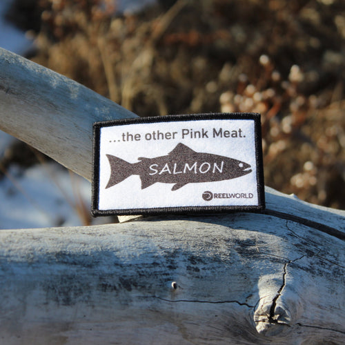 Salmon, the other Pink Meat Patch
