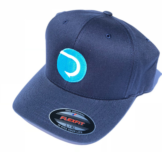 Hook Logo Hat