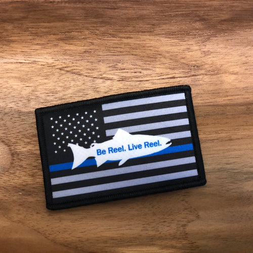 LEO USA Flag Patch