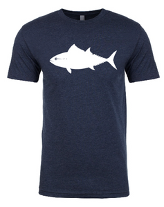 The Original Tuna Tee - Navy