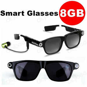 Smart Glasses with bluetooth & WIFI compatibility 8GB/32GB