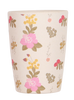 Pack of 4 Tumblers - Floral and Pink