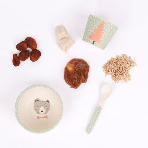Baby Bowl Set - Bear