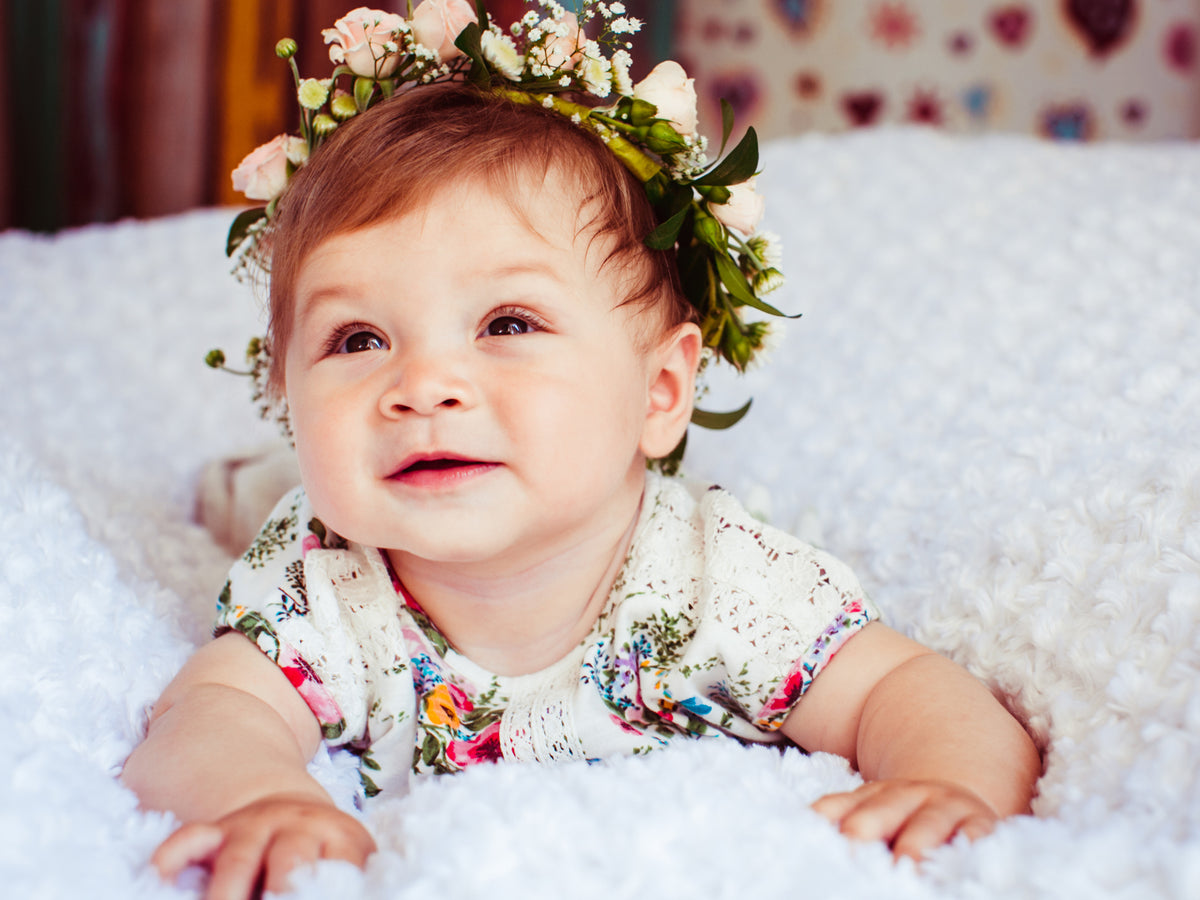 TIPS FOR DRESSING A STYLISH BABY GIRL Part 1