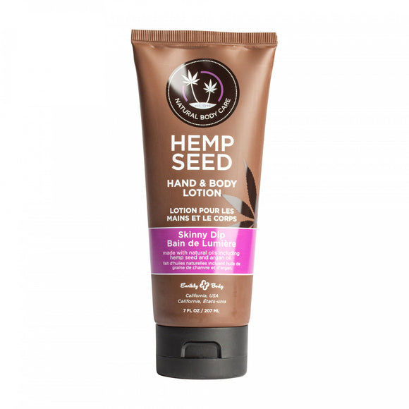 Hemp Seed Hand and Body Lotion - Skinny Dip