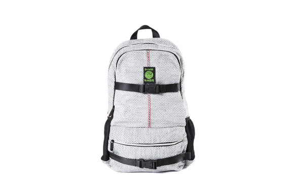 Skatepack Backpack by Dime Bags - Silver - Available Now, Please Contact Us to Order.