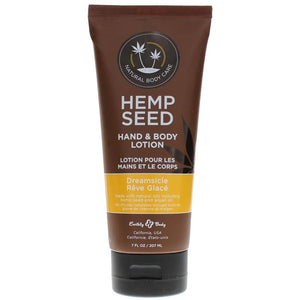 Hemp Seed Hand and Body Lotion - Dreamsicle