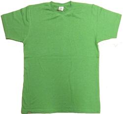 Blank Hemp T-Shirt - Terpene Green