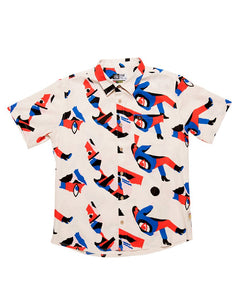 Abstract Shirt by OnlyJoke