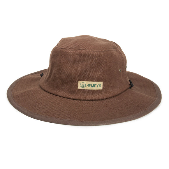 Baja Explorer Sun Hat - Brown