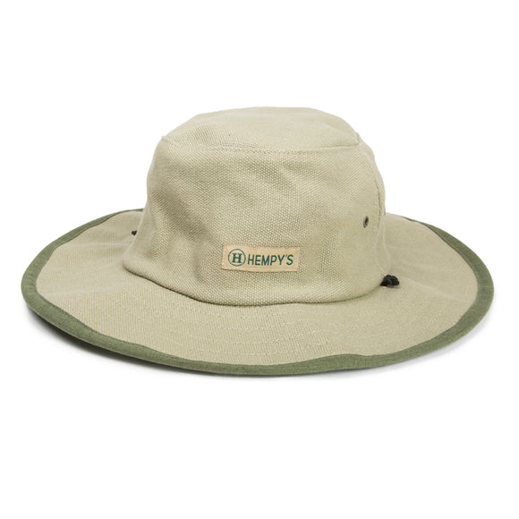 Baja Explorer Sun Hat - Green
