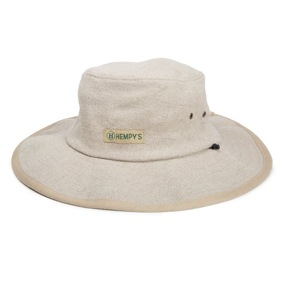 Baja Explorer Sun Hat - Natural