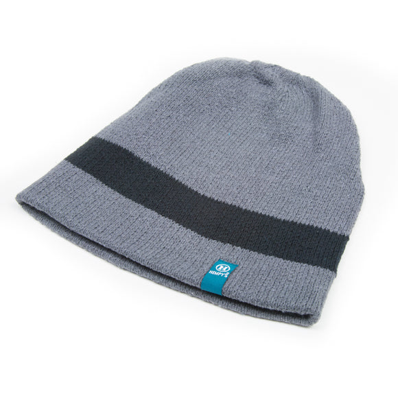 Hemp Kona Super Slouch Beanie - Metal