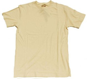 Blank Hemp T-Shirt - Natural