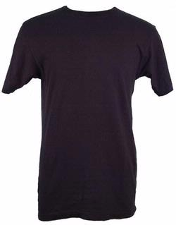 Blank Hemp T-Shirt - Navy