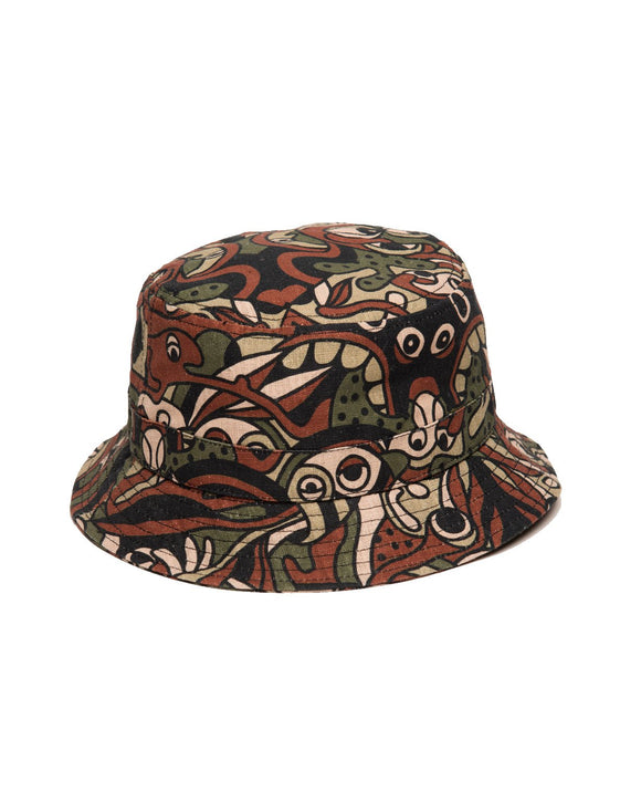 Mood Hemp Bucket Hat by Vincs