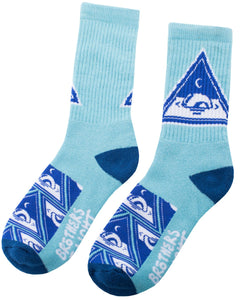 Ice Hemp Socks by Brothers of Light