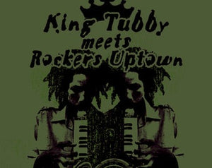 King Tubby Meets Rockers Uptown T-Shirt