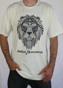 Trinity Hemp T Shirt by Satori Movement - Natural